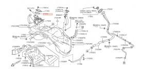 JOINT TORIQUE POMPE ESSENCE S13 GTR NISSAN