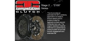 KIT EMBRAYAGE COMPETITION CLUTCH STAGE 2
