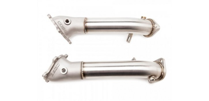 DOWNPIPES DECAT NISSAN GTR R35 COBB