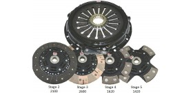KIT EMBRAYAGE RENFORCE STAGE 1 A 4 RX8 COMPETITION CLUTCH