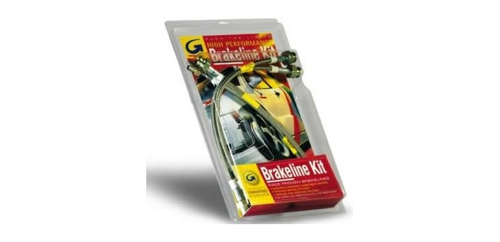 SET 4 FLEXIBLES AVIATION R32 GTS GOODRIDGE