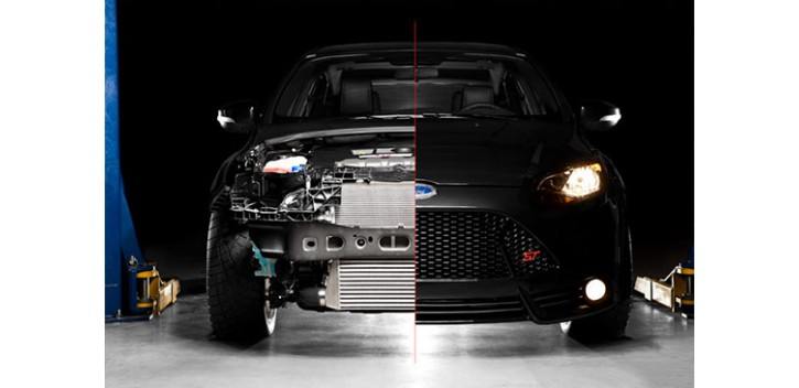 ECHANGEUR FRONTAL FOCUS ST COBB