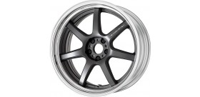 "SET 4 JANTES T7R2P NISSAN GTR 20"" WORK WHEELS"
