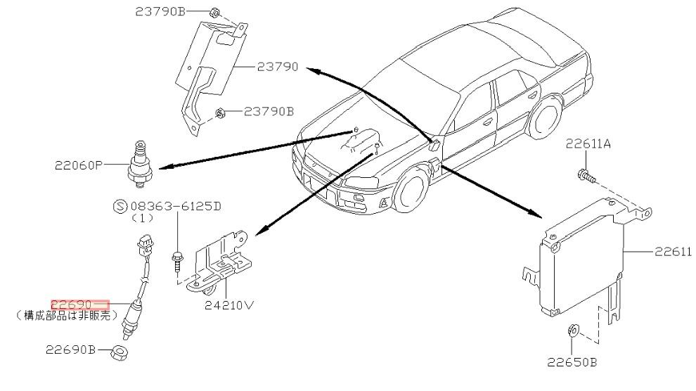 Nissan Skyline Motor