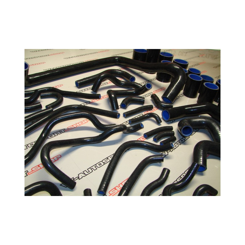 300zx Turbo Seal Kit: KIT DURITES SILICONE 300ZX Z32 TWIN TURBO