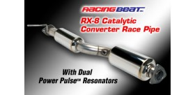 DECATA DOUBLE RESONATEUR RX8 RACING BEAT