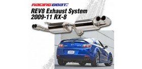 CATBACK REVO 8 RX8 08-11 RACING BEAT