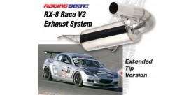 CATBACK RACE V2 SORTIE LONGUE RX8 04-08 OU R3 RACING BEAT