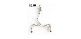 CATBACK INOX SPEC L GT86 BRZ HKS