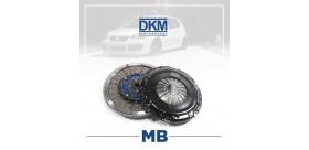 KIT EMBRAYAGE AUDI FORD SEAT SKODA VOLKSWAGEN 1.9TDI / 1.8T / V5 / V6 - DKM
