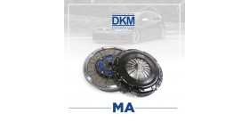 KIT EMBRAYAGE AUDI A4 A6 EXEO SUPERB PASSAT - DKM
