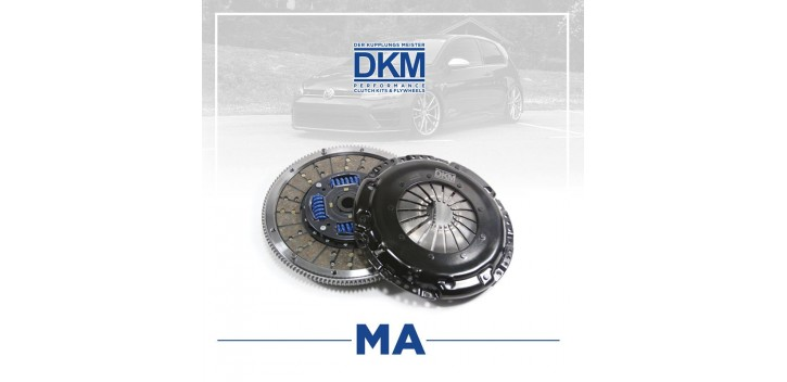 KIT EMBRAYAGE AUDI A4 1.8T - DKM