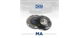 KIT EMBRAYAGE AUDI SEAT SKODA VOLKSWAGEN 1.9TDI / 1.8T - DKM
