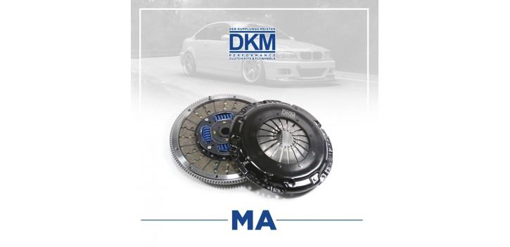 KIT EMBRAYAGE BMW M3 E46 GETRAG - DKM