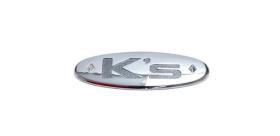 """Emblème """"K's"""" diamant NISSAN S13"""