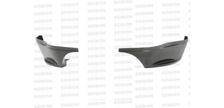 EXTENSIONS DIFFUSEUR SR CARBONE 370Z Z34 SEIBON