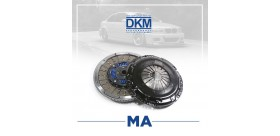 KIT EMBRAYAGE BMW E36 E46 E34 E39 E38 E85 - DKM