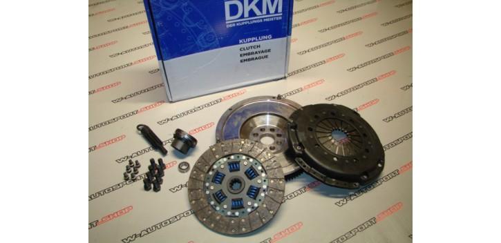 KIT EMBRAYAGE BMW MA E36 E46 E34 E39 E38 E85 - DKM