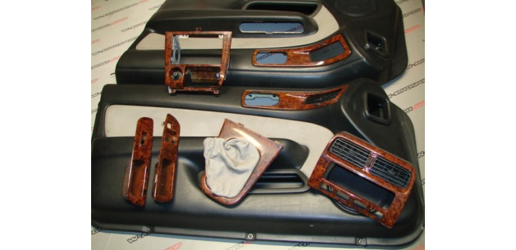 SET INTERIEUR RACING EDITION RONCE NOYER S14 NISSAN