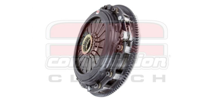 KIT EMBRAYAGE TWIN DISC MPC MUSTANG ECOBOOST COMPETITION CLUTCH
