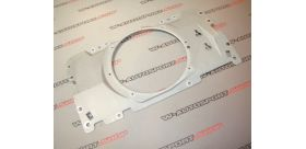 CHASSIS WOOFER COFFRE 350Z NISSAN