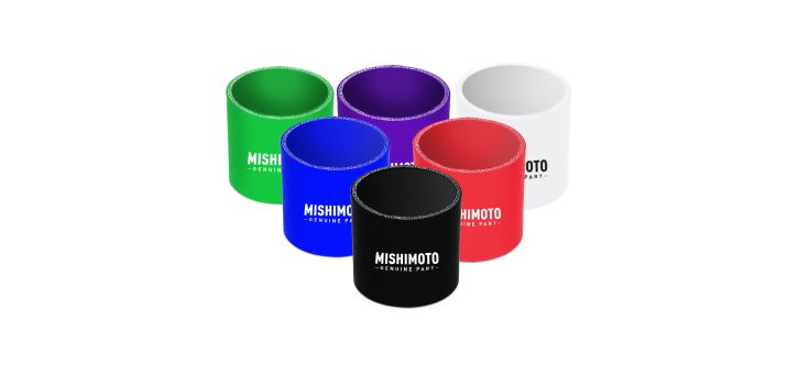 COUPLEUR SILICONE 76MM MISHIMOTO