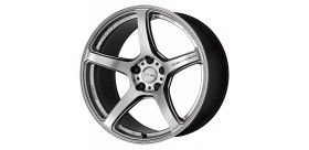 "EMOTION T5R 17"" WORK WHEELS"