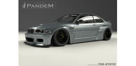 KIT CARROSSERIE PANDEM BMW E30 TRA KYOTO