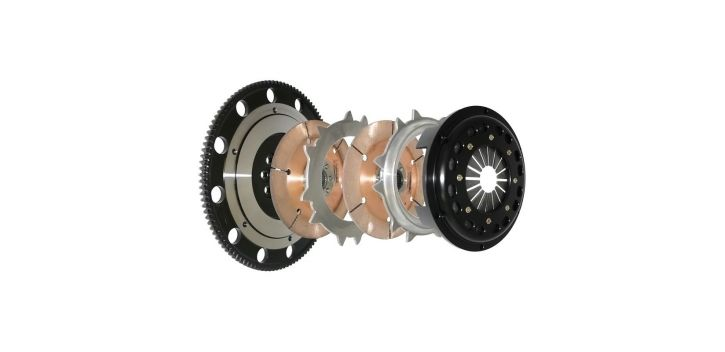 KIT EMBRAYAGE TWIN DISC GT86 BRZ COMPETITION CLUTCH