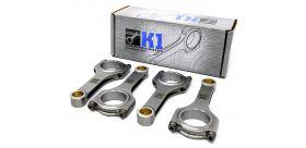 SET 4 BIELLES FORGÉES 131.5 MM MINI COOPER S 1.6L (02-06) K1 TECHNOLOGIES