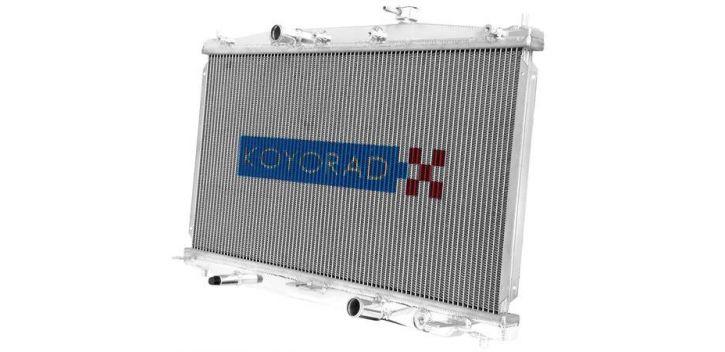 RADIATEUR ALUMINIUM NISSAN SKYLINE R32 KOYORAD