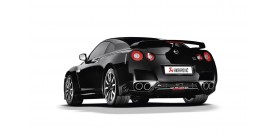 SILENCIEUX SLIP-ON LINE TITANIUM GTR R35