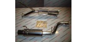 CATBACK HI SILENT 300ZX Z32 HKS