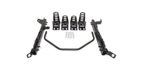 SET RAILS FIXATION BAQUET S13 S14 S15 BUDDY CLUB