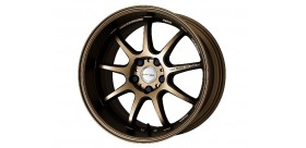 "SET 4 JANTES D9R 18"" ET12 R33 R34 GTR WORK WHEELS"