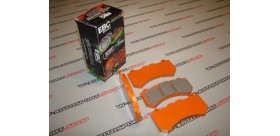 PLAQUETTES AV ORANGE STUFF R35 GT-R EBC
