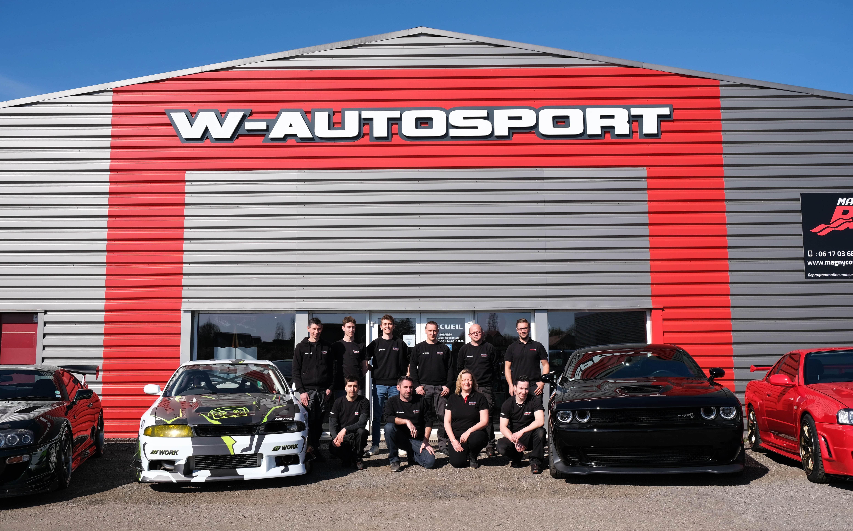 W-autosport team 2021